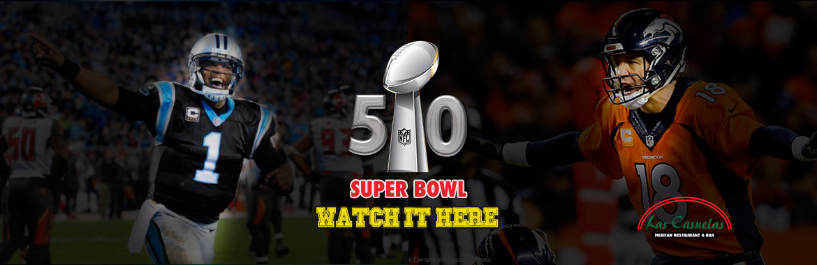Super Bowl 50, Come and Watch it HERE